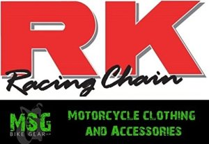 RK 428 MOTO CHAÎNE [2400 LIENS]# neuf – 138 Maillons