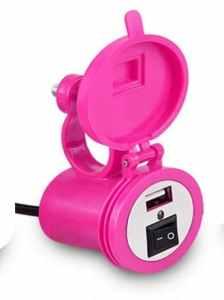 Etbotu haute puissance USB Port prise de courant 5V 1.5A chargeur de téléphone mobile étanche pour moto