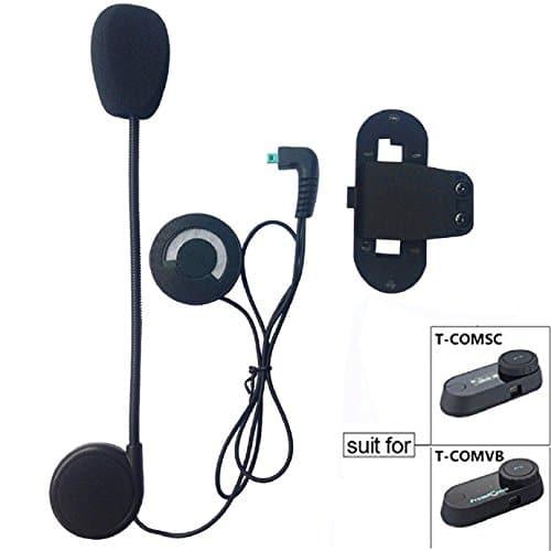 FreedConn Accessoires Clip pour FDCVB Casque de moto Bluetooth Interphone Intercom