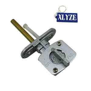 'xlyze 8mm 5/16gaz carburant petcock Interrupteur de la valve pour Yamaha YZ125YZ250YZ400F YZ426F YZ450F PW80BW80BW200
