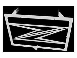 cache radiateur / grille de radiateur Z750 Z800 et Z1000 design «Z»