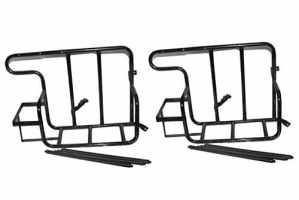 Enfield de Raw Peinture Royal Enfield gauche droite armée Luggage unités de transport