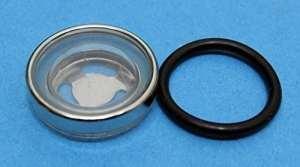 Vitrine Ø 18mm Réservoir à pompe de frein, cylindre de frein, liquide de frein