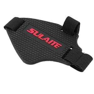 Ahomi protection de dérailleur Bottes de chaussures de moto Shift Chaussettes Boot Cover