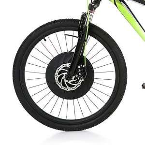 Lixada 26″* 1.95″ Roue avant Disque à Bicyclette électrique Disque de Frein Kit de Moteur 36V 240W Puissant Moteur E-Bike Conversion