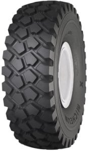 Michelin X Force XZL – 395/85/R20 168G – F/E/69 – Pneu Hiver (Light Truck)