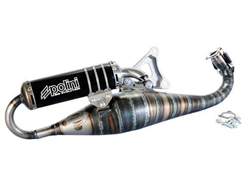 Pot d'échappement POLINI Racing Big Evolution Limited Edition TWD Yamaha LC 70ccm