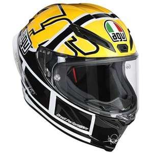 AGV Helmets Corsa R E2205 Top Plk,Rossi Goodwood,XL