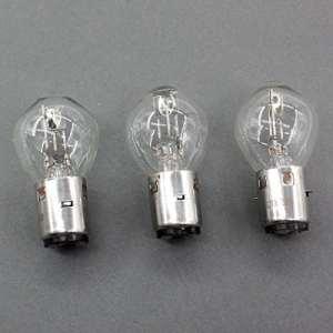 Aisen Lot de 312V 35/35W BA20D Ampoule S2Lampe Ampoules Ampoule à incandescence Scooter Roller Moto