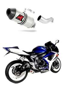 Dominator Exhaust Silencieux échappement SUZUKI GSXR 600 750 K6 K7 06-07 + DB KILLER (HP3)