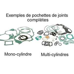 Joints moteur Complet Zx6r, Zx6rr et Zx636 2003-04
