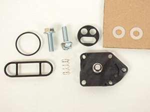 Kit réparation de robinet d'essence moto Suzuki 600 Bandit 1996 à 2004 FCK-21