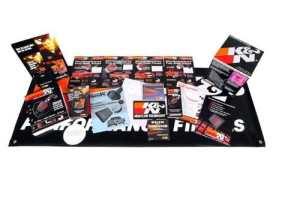 K&N 87-3053 Starter Pack; Filtre à Huiles