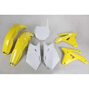 UFO Kit plastique complet SUZUKI 450 RMZ 2007/OEM origine
