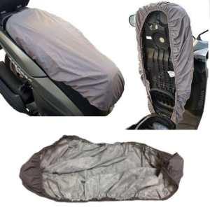 Serviette selle molletonnée imperméable Taille M DIEFFE universel pour scooter honda sH 501993–2004