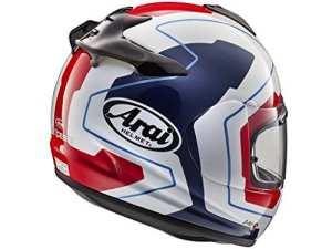 Arai Axces-3 line Casque de moto intégral Bleu M Bleu/rouge