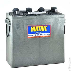 Huitric – Batterie plomb ouvert 8 HM 225 GB 8V 225Ah