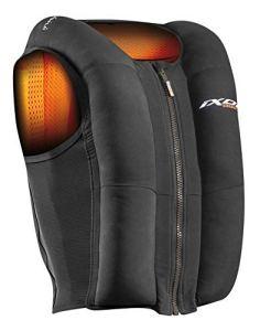 Ixon Gilet Airbag IX-Airbag U03 Taille Noir, Taille M