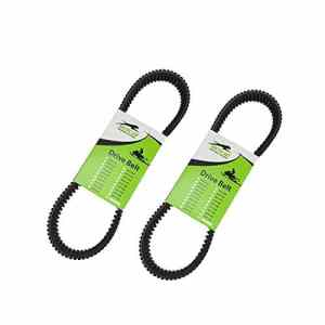 ARCTIC Cat motoneige Courroie d'entraînement 2-pack M800 8000 Xf800 haute Country 8000 ZR 8000