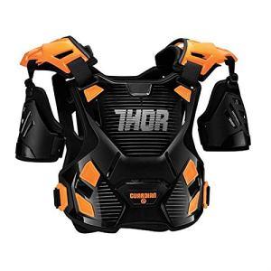 Thor 2017Enfants Motocross/VTT Chasse?Guardian?Schwarz Orange – S – M