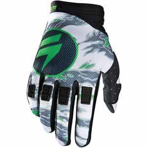 2016 Shift Strike Gloves-Black Camo-L by Shift