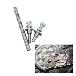 Boulon de réglage de chaîne de remplacement Sab-20 Swing Arm Buddy 2 Bolt économiseur de kit de réparation pour Gsx-1300r GSX-1250FA, RM 65 100 80 85 125, RMZ250 450