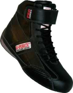 G-Force 0236050bk Série Pro Racing Chaussures