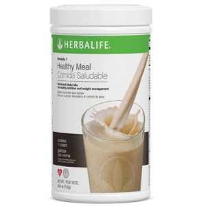 Herbalife Formule 1 repas sain Biscuits & Crème – 550 g