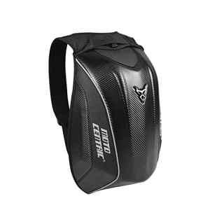 Mignon84Cook Haute capacité pour Moto Sac à Dos Coque Rigide Air Flow Suivi d'équitation sans Faire Glisser Dos Packs Aero d'équitation Sac pour Ordinateur Portable