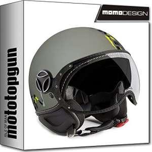 Momo-Design Casque Moto Fighter Evo sauge Camouflage M