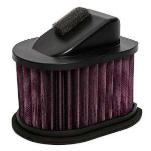 CICMOD Filtre à Air Haut Débit Remplaçable Réutilisable pour Kawasaki Z800 ZR800 ZR750 Z750/R/S/ABS ZR1000 Z1000