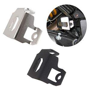 FATExpress Protection de Liquide de Frein en Aluminium pour Moto KTM 390 1050 1090 1190 1290 Adventure Duke R GT RC 2008 2009 2010 2011 2012 2013 2014 2015 2016 2017 2018