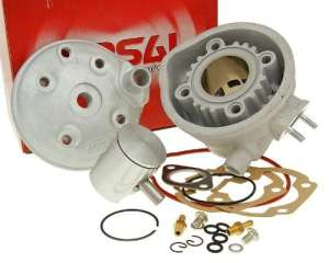 Kit cylindre AIRSAL M RACING de 50ccm