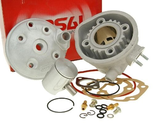 Kit cylindre AIRSAL M RACING de 50 ccm