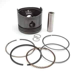 62mm Piston oreilles poignet broches Clips pour Honda CG 150Zongshen Eau joli
