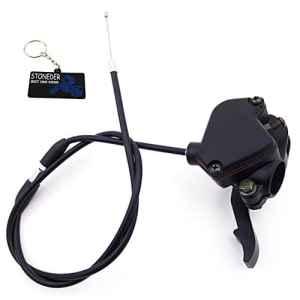 Boîtier d'accélérateur Stoneder avec câble – Pour quads Kazum Sunl 50cc, 70cc, 90cc, 110cc et 125cc