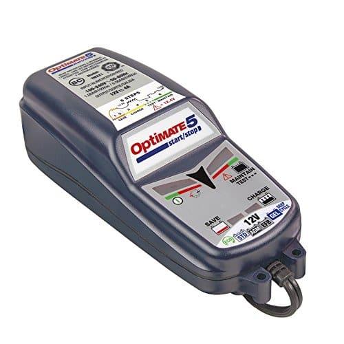 OptiMate TM220-A Véritable Chargeur et Mainteneur 12 V 2,8 A