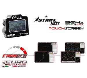 Pzracing Start Next Data Acquisition genoux Minuteur Ducati 74999984810981198