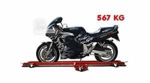 Rail de rangement moto – 570 kg – Long 2000 mm