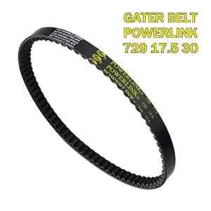 BEESCLOVER Powerlink Power Link 729 17.5 pour GY6 50 80 Noir