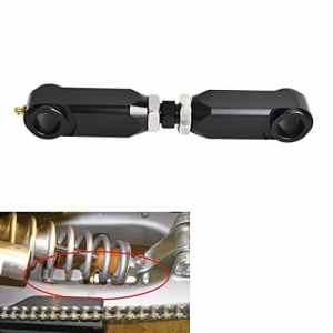 H2Racing Adjustable Rear Kits de rabaissement Remplacer Yam-aha Raptor 350 YFM350 2004-2013,660 660R YFM660R 2001-2005,700 700R YFM700 2006-2017+