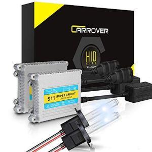 H7 HID Xenon Kit 35W Ampoule de Phare 6000K 12V