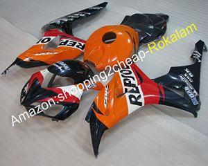 Hot Sales, gaz, Repsol Moto George Cowling kit 20062007Cbr1000rr 06071000RR CBR Cbr1000de bonne qualité Moto Corps Carénage Moulage par injection ()