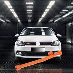 iBaste 2 Pcs Cathéter de Tige d'huile, pour Tube de Tige de Mesure d'huile Volkswagen 06A103663B