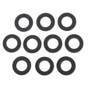 Semoic 10pcs Vidange D'huile Crush Rondelle D'etancheite pour Toyota 90430-12031