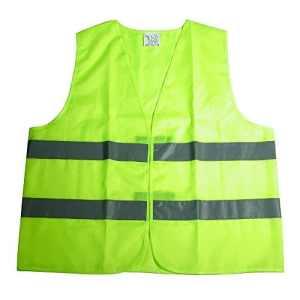 Carpoint – Gilet de sécurité – Fluo jaune