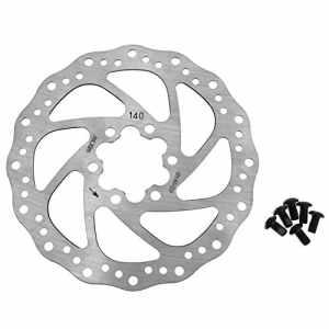 JUNERAIN Disque de Frein Disque de Frein Disque 140MM Vélo de Montagne Pièces détachées