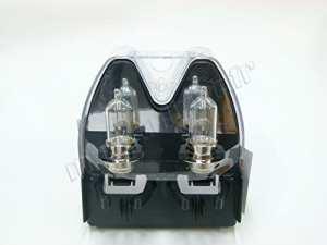 Pack 2 Ampoules MOTO H6M/P15D-25-1-BA20D STANDARD