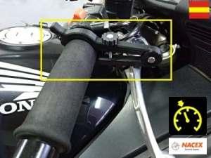 Régulateur de vitesse de moto
