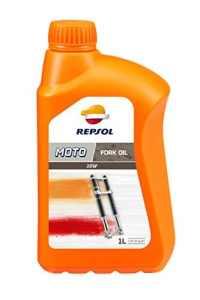 Repsol Moto Fork Oil 10W Huile Moto